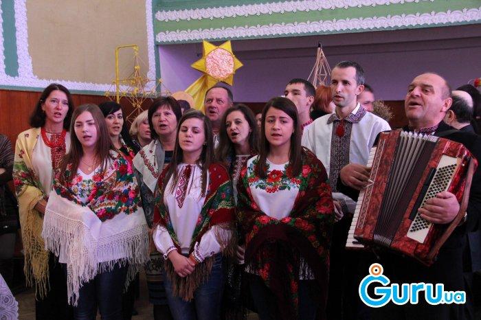 Фестиваль різдвяних композицій
