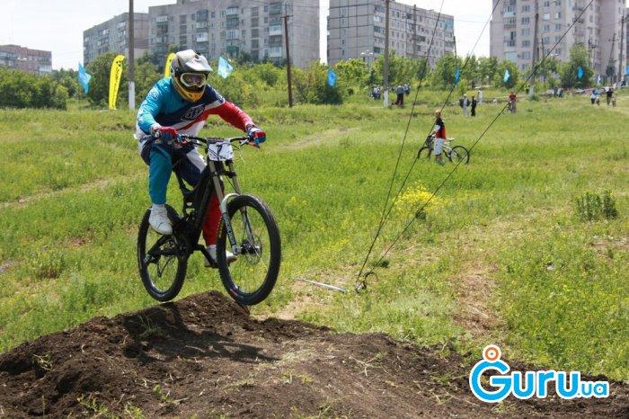 В Мариуполе впервые среди любителей экстремального велоспорта прошел Dual Slalom (ФОТО), фото-2