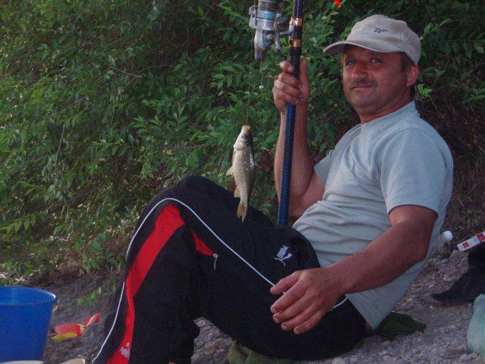 рыбалка забором